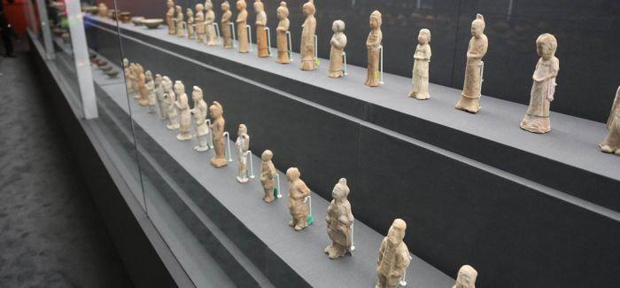 700余件意大利返还中国流失文物亮相国博