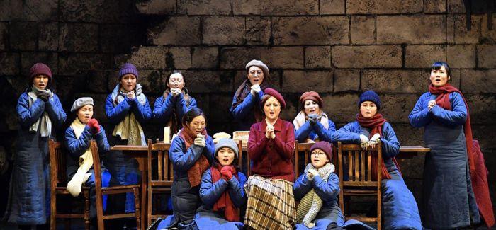 原创歌剧《拉贝日记》巡演开启 首站国家大剧院