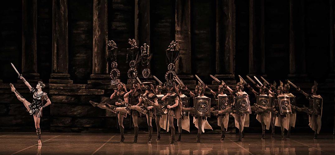 暮春 与芭蕾相遇