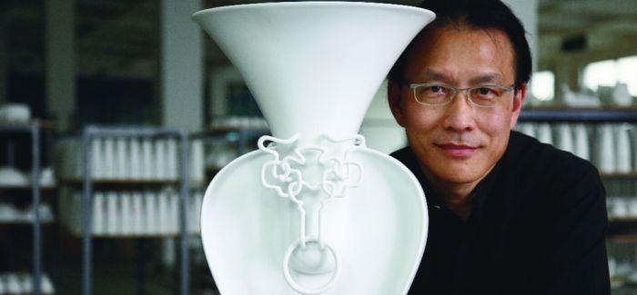 看艺术家王侠军如何赋予传统瓷器当代美感