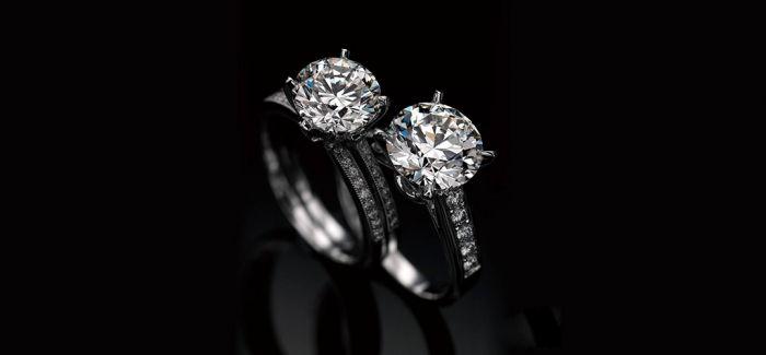 钻石 总与美人和爱情相伴