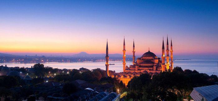 蓝色土耳其