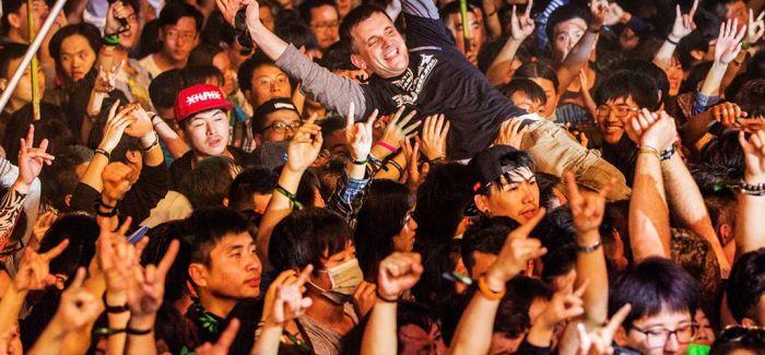 """2019太湖迷笛音乐节:""""致敬伍德斯托克!"""""""