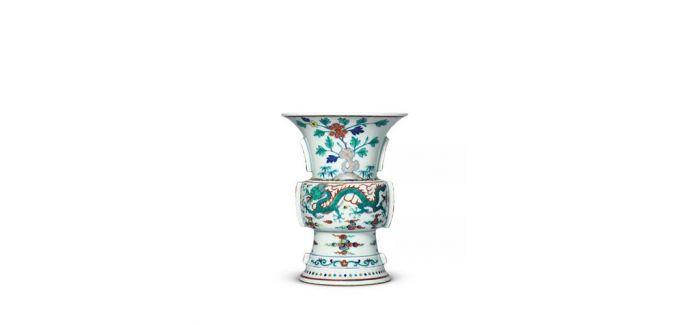 佳士得香港春拍推出中国瓷器及工艺精品