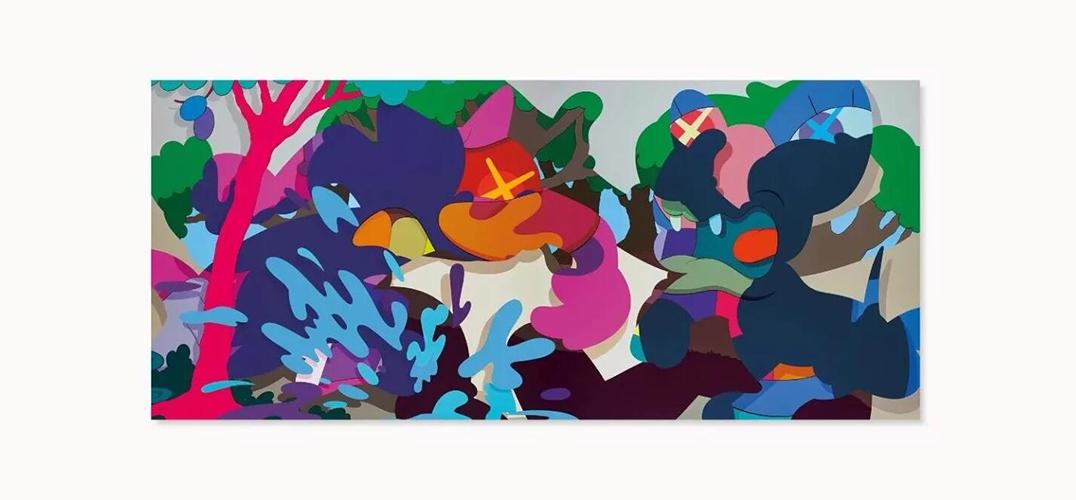 当代艺术_佳士得香港春拍推出西方战后及当代艺术作品