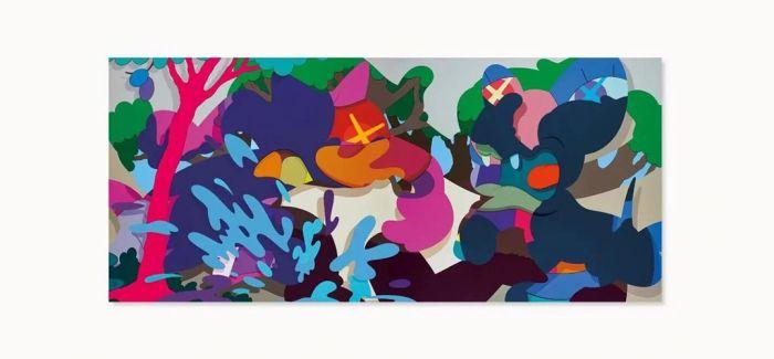 佳士得香港春拍推出西方战后及当代艺术作品