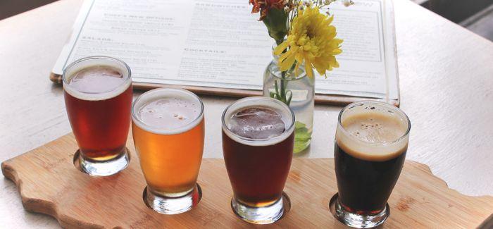 清爽的啤酒 缓解春末夏初的困乏