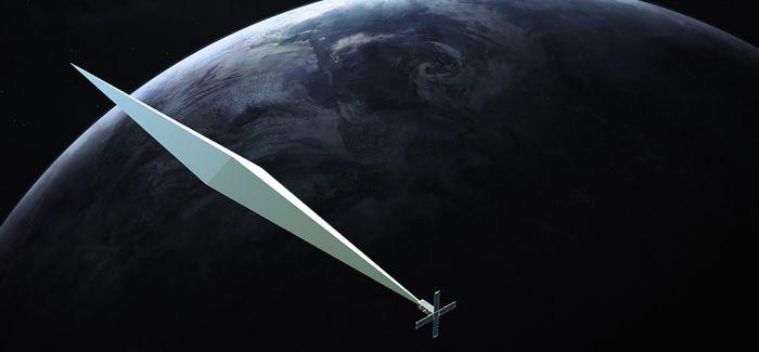 世界首颗艺术卫星在太空失踪