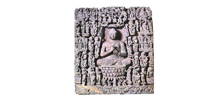 丝路上的犍陀罗佛教艺术