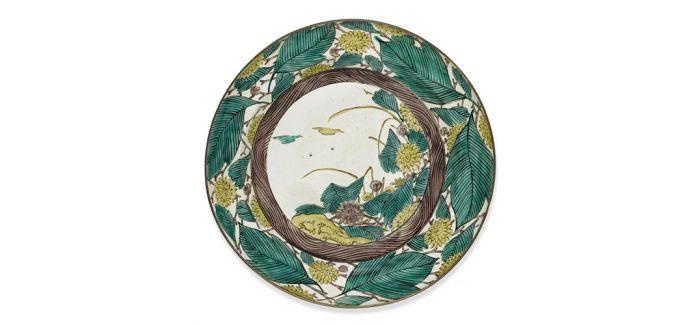 十件日本艺术品上拍苏富比
