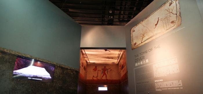 """地中海古城帕埃斯图姆文物首次""""走出""""欧洲亮相北京"""