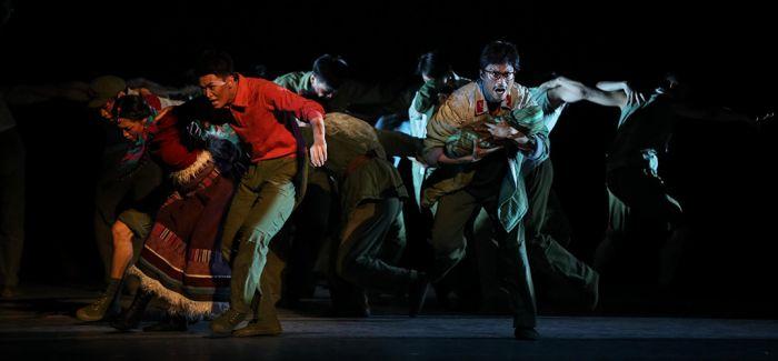 艺术与技术融合 《天路》成中国首部4K舞剧电影