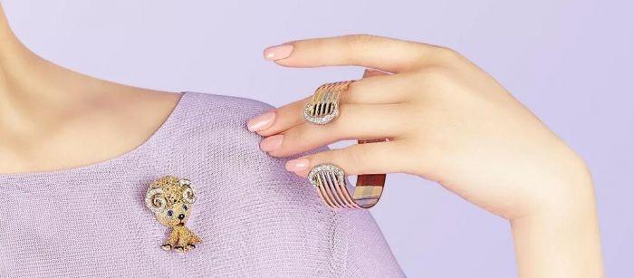 70余件珠宝首饰上拍香港苏富比网拍-奇石吧
