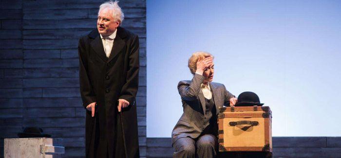 舞台之上 且看契诃夫的戏剧语言