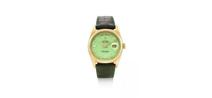 日内瓦苏富比拍卖会上的心仪腕表