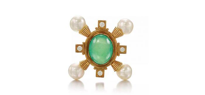 70余件珠宝首饰上拍香港苏富比网拍