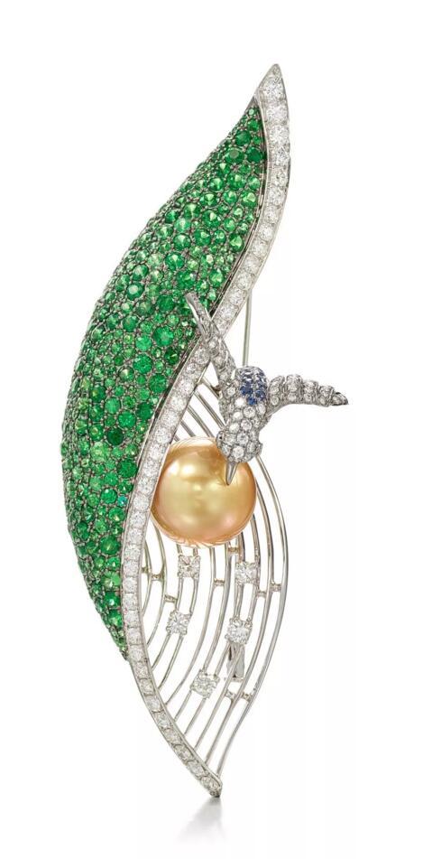 香港苏富比将开设首个珠宝网上专场-古董收藏家