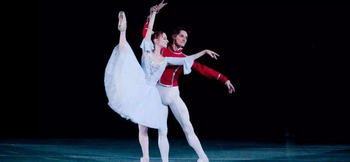 """《亚洲芭蕾之夜》开启""""亚洲文化展演"""""""