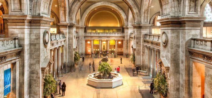 """大都会博物馆中那些""""活起来""""的文物"""