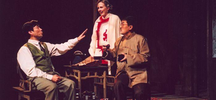 《玩偶之家》再现北京人艺舞台