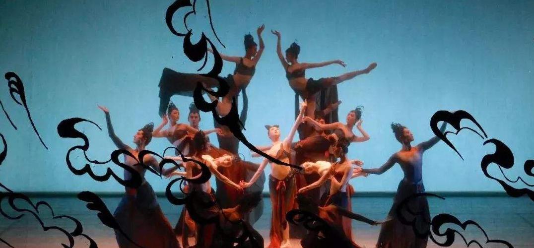 芭蕾舞剧《敦煌》参演第十二届中国艺术节