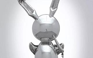 9100万美元!杰夫·昆斯《兔子》刷新拍卖纪录