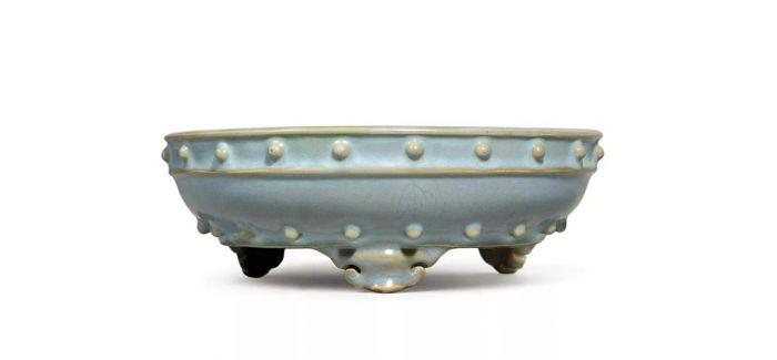 宋霍州白釉豆领衔香港苏富比中国艺术品拍卖