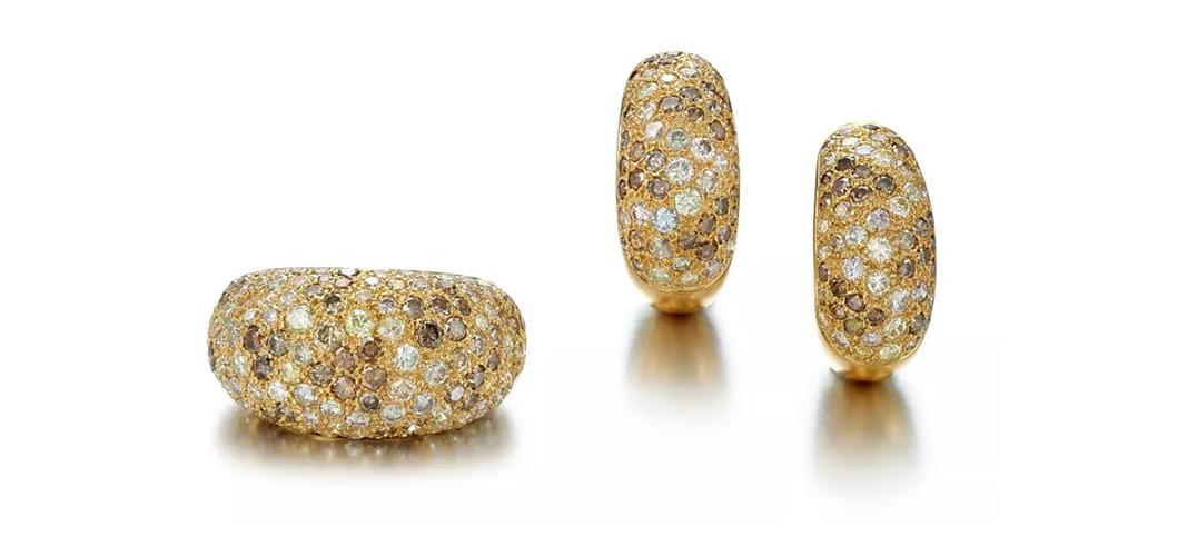 香港苏富比首个网拍将呈献70件珠宝首饰