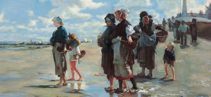 19世纪传统绘画的新秀