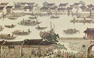 """大运河:中华文明的亮丽""""名片"""""""