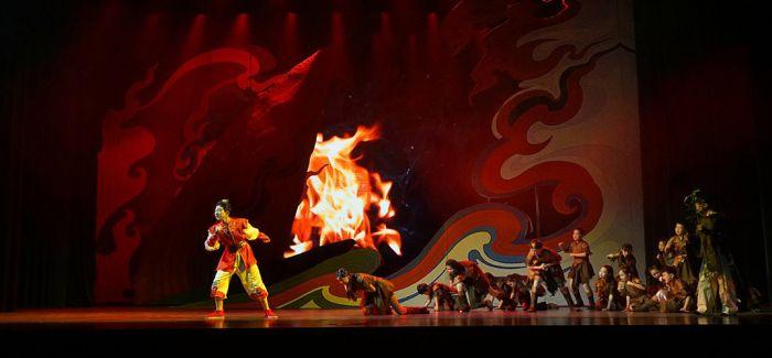传统乐舞集《沉香·伍》国家大剧院首演