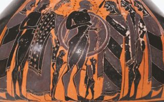 陶瓶画中的希腊神话