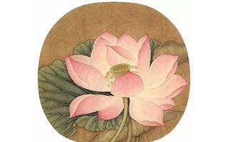中国画中的花卉饮食文化