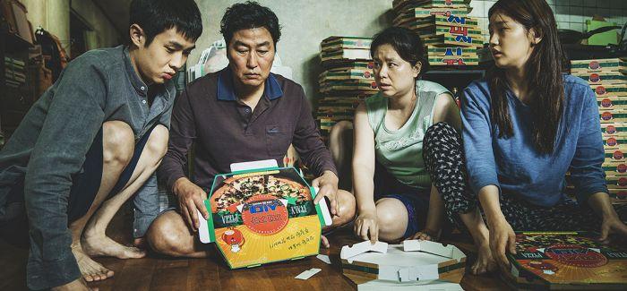《寄生虫》赢金棕榈大奖 刷新韩国电影史