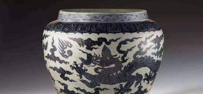 """上海博物馆中解析""""空白期""""瓷器"""