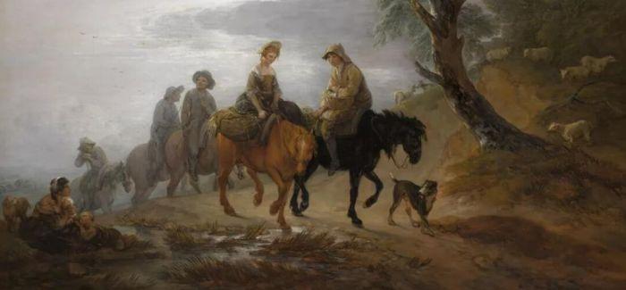 小彼得・勃鲁盖尔领衔西洋古典油画晚拍