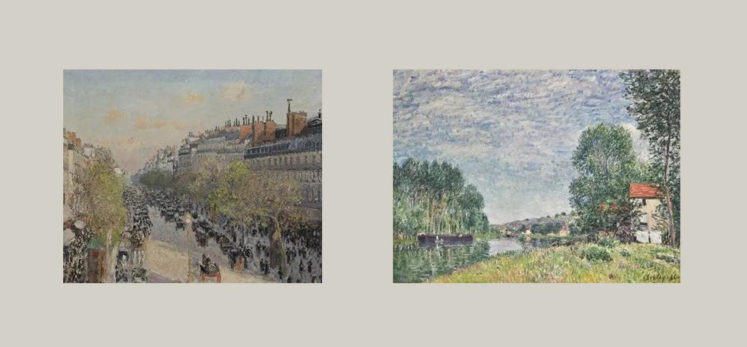 伦敦苏富比将呈献五件印象派及现代艺术作品