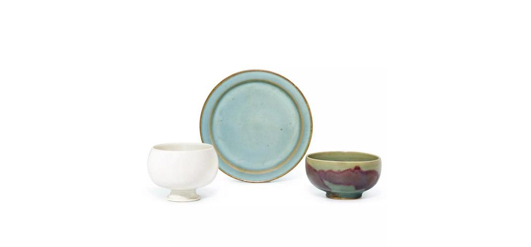 历代瓷器登陆香港苏富比中国艺术品拍卖专场