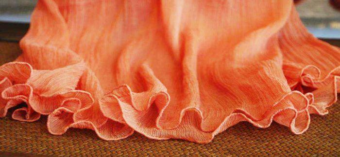 中国丝绸博物馆带你领略古代染料艺术