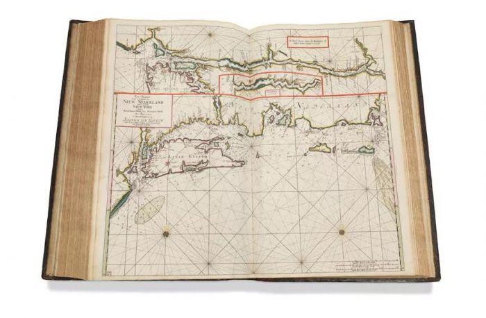 莫贝利亚珍藏珍罕海图册和旅游书籍上拍佳士得-亚博体育优惠