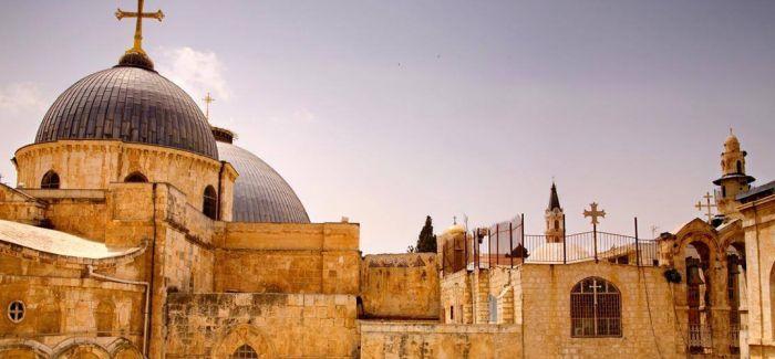 耶路撒冷 神圣的张力