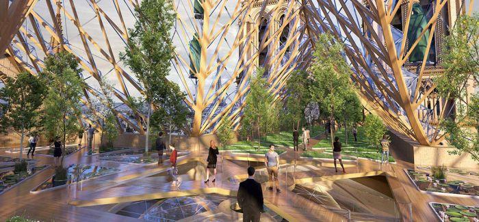 巴黎圣母院重建方案:建筑师们的脑洞时刻