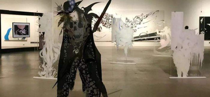 天野喜孝200幅原作登陆上海艺仓美术馆