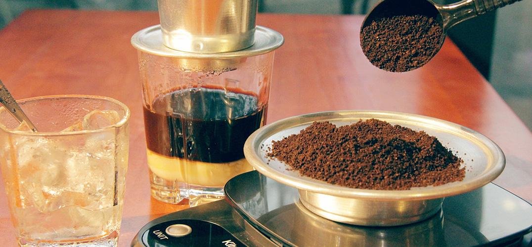 加炼乳的越南咖啡 你喜欢么?