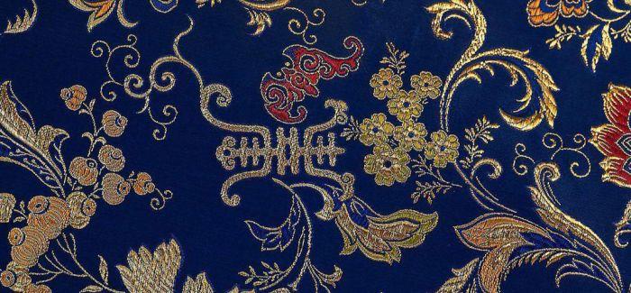 丝绸之路中的中国服饰文明