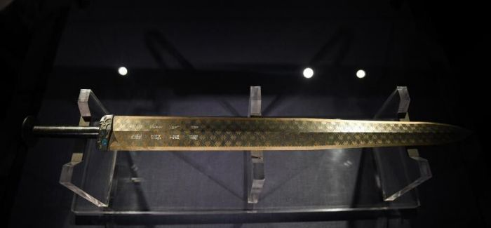 300余件吴越楚文物在杭州展出