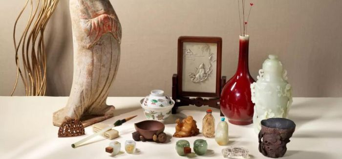 """佳士得香港""""古今网拍""""推出160余件中国瓷器工艺品"""