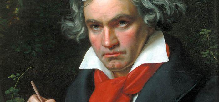 贝多芬一缕头发上拍 估值十万元