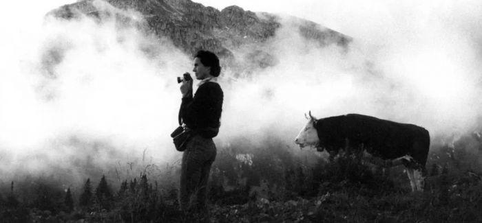 布列松背后的女摄影师