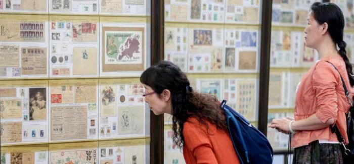 """世界集邮展 用邮票""""讲好""""""""一带一路""""的故事"""